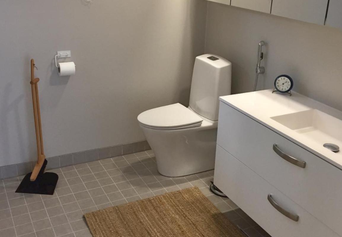 Kylpyhuone- ja wc-kalusteet Artellista