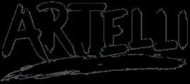 Artelli_Logo_syv_musta_270